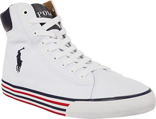 ralph-lauren-harvey-mid-weiss-newport-sneaker-schuhe-size45