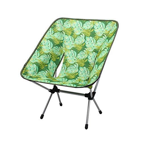 M-JJZX Outdoor Camping Chair Ultraleichter Stuhl - Perfekter Klappstuhl Für Radfahrer Und Abenteurer - Sling Patio Möbel