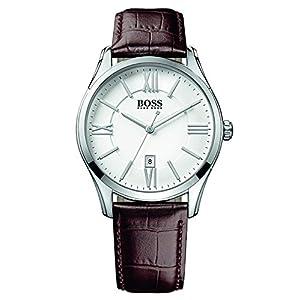 Hugo BOSS Reloj con mecanismo de cuarzo para hombre  1513021, diseño clásico