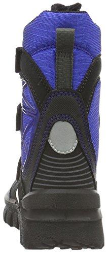 Superfit Jungen Pollux 700406 Schneestiefel Blau (CYAN KOMBI 85)