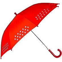 Suck UK Paraguas Que Cambia de Color para niños, Tela, 67.50x10.00x5