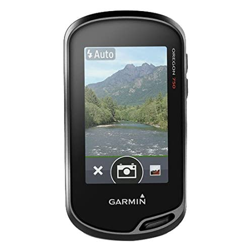 415rPxs5k5L. SS500  - Garmin Oregon 750 Handheld GPS with Built-In Wi-Fi and 8 MP Camera, Black / Grey