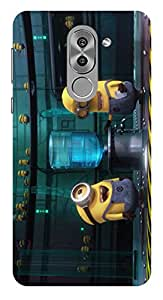 Ac Aditi CREATIONS BACKCOVER FOR one plus 2
