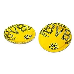 Borussia Dortmund Partyteller / Teller / Einweggeschirr 10er Set BVB 09