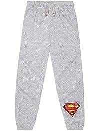 Superman Garçon Pantalon de jogging 2016 Collection - gris