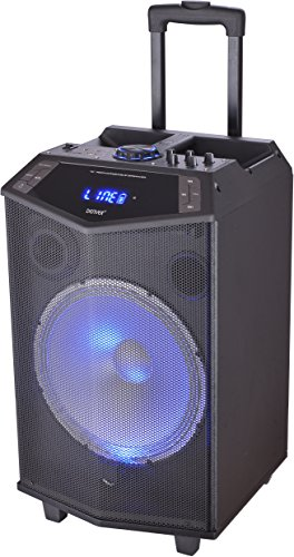 Denver Bluetooth Lautsprecher TSP-404, schwarz