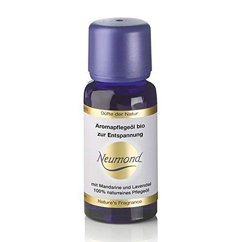 Neumond Aromapflegeöl bio zur Entspannung, 20 ml