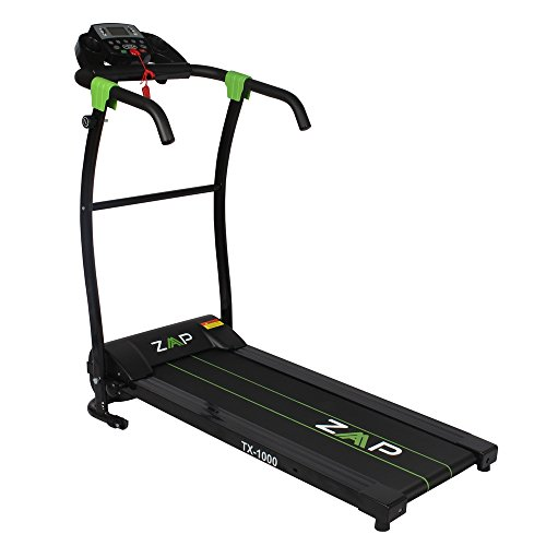 ZAAP TX1000 750W Power Pro Motorised Treadmill Running Machine