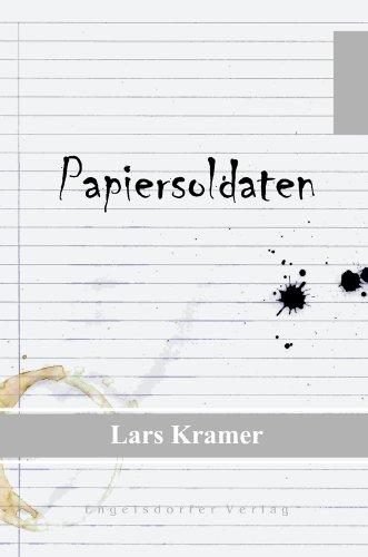 Buchseite und Rezensionen zu 'Papiersoldaten - Lyrik' von Lars Kramer