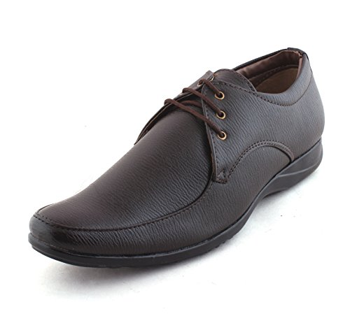 Alestino Men's Leather Looks Formal Shoes FD35 (9)