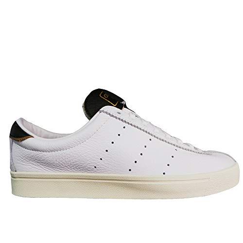 adidas Originals Lacombe, Footwear White-Core Black-Chalk White, 8