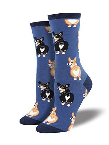 Socksmith Damen Socken Blau blau One size