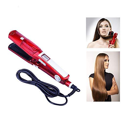planchas para el pelo Cuidado del cabello y herramientas de peinado alisador de cabello al vapor Planchas alisadas en seco y en húmedo Planchas para el pelo Plancha para el cabello 4