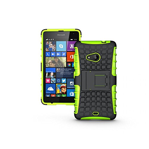 Redneck Coque pour Apple iPhone, Green, Microsoft Lumia 535