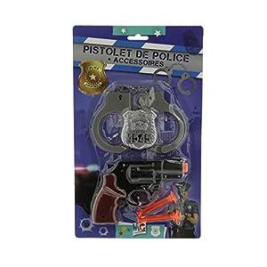 Mercier Toys-Set Policía, 52044, diseño Aleatorio