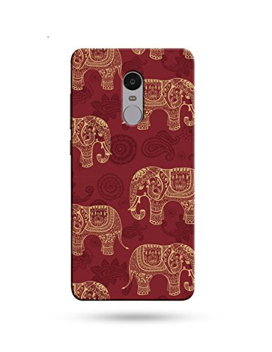 Printed Cover For Xiaomi Redmi Note 4 / Xiaomi Redmi Note 4 Printed Back Cover / Xiaomi Redmi Note 4 Mobile Cover by allluna®