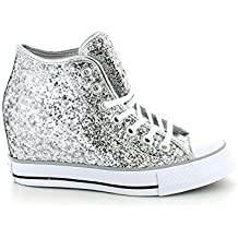 lowest price baf09 2573e converse glitzer chucks