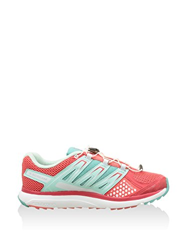 Salomon  X-Scream, Damen Laufschuhe rot Rot