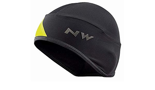 Northwave Fahrenheit Fahrrad Unterhelmm/ütze schwarz//grau 2020