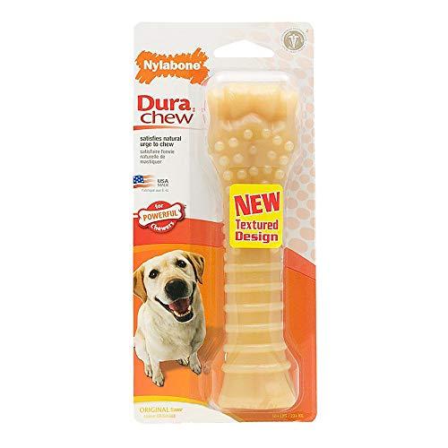 Nylabone Durable Souper Original Hundekauknochen (Einheitsgröße) (Mehrfarbig) - Immunsystem-mischung