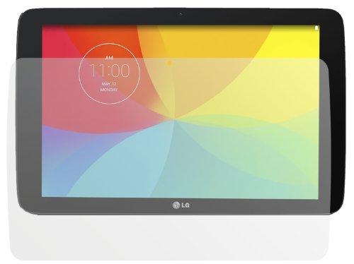 dipos I 2X Schutzfolie matt passend für LG G Pad 10.1 Folie Bildschirmschutzfolie