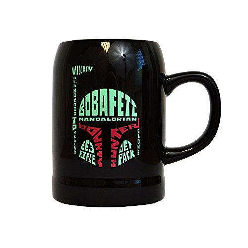Star Wars 'Boba Fett Basic Stein