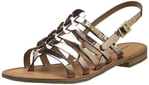 Les Tropziennes par M. Belarbi Women's Hemir Sling Back Sandals, Gold (Or/Rose), 6.5 UK
