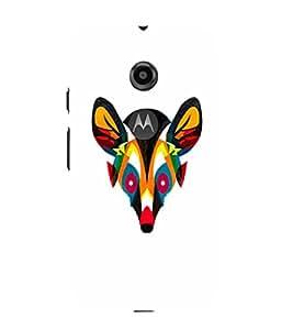 EPICCASE Sweaky mouse Mobile Back Case Cover For Moto E 2nd Generation (Designer Case)