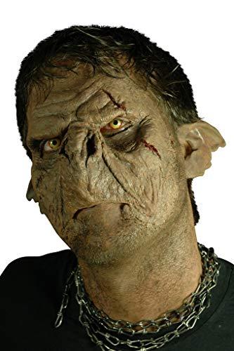 Orc Maske - Maskworld Ork Horror-Maske aus Latex -