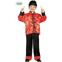 Disfraz de chino mandarín para niño - 7-9 años