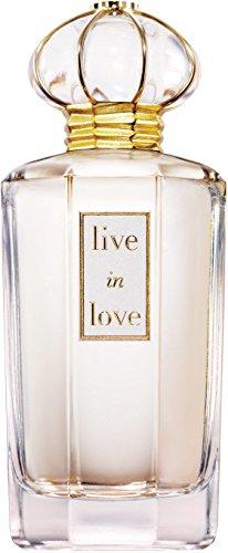 Oscar De La Renta Live In Love Eau de Parfum Spray 100ml - Live Eau De Parfum Spray