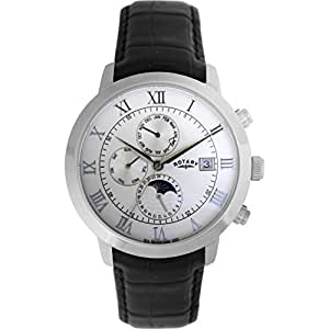 Rotary, Watch, GS02377-01, Men's