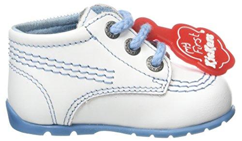 Kickers Unisex Baby Kick Hi B Stiefel Weiß (White)