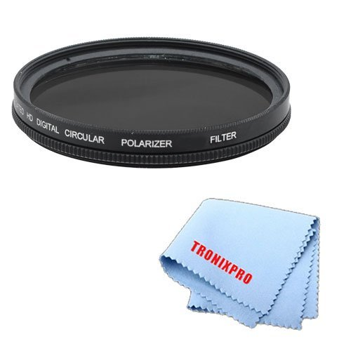 52mm Pro series Multi-Coated High Resolution Polarized Filter For Nikon AF-S Nikkor 35mm f/1.8G DX Lens Nikon 18-55mm f/3.5-5.6G ED II AF-S DX Zoom-Nikkor Nikon AF-S DX VR Zoom-Nikkor 55-200mm f/4-5.6G IF-ED  available at amazon for Rs.1599