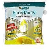Himalaya PureHand Sanitizers - 30 Ml (Pack Of 3, Lemon)