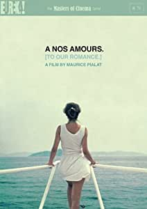 A Nos Amours [To Our Romance] (Masters of Cinema) [DVD] [1983]