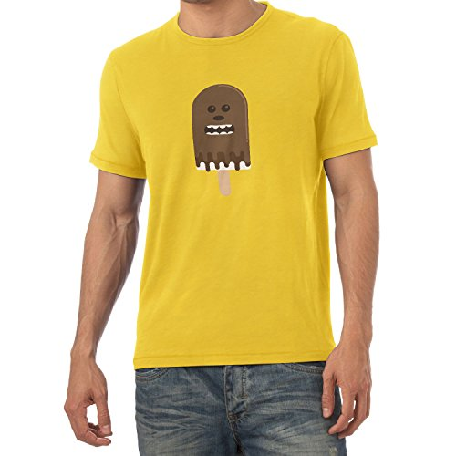 TEXLAB - Chewie Ice Pop - Herren T-Shirt Gelb