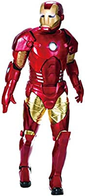 Disfraz Iron Man Edicion Suprema (Rubies 810409)