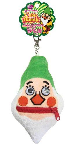 DIZ-20-02 cow biting into accessories Cases Key Chains shy mouth Seven Dwarfs Cubic Mouth (japan import)