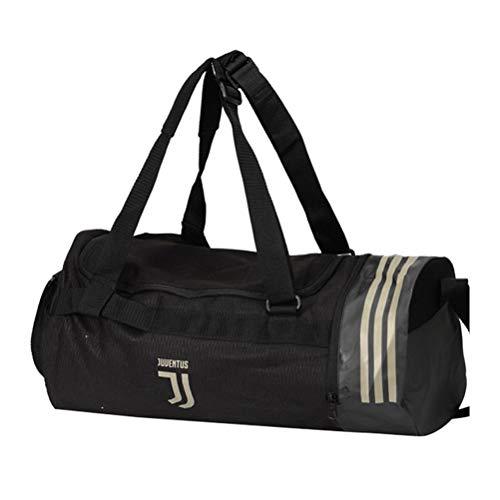 4ca0f0abe8 Adidas Juventus Duffelbag M, Black/Clay, 56 x 24 x 26 cm