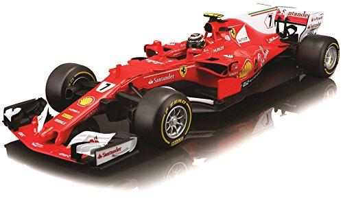 Bburago Maisto France - 16805R - Ferrari F1 SF17T 2017 Raikkonen - Echelle 1/18 4893993010158