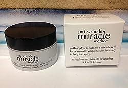 Philosophy Miracle Worker Anti-Wrinkle Moisturizer . 5 oz /15ml New in box