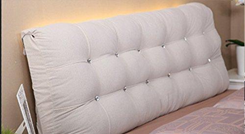 Cuscini del divano cuscino comodino comodino morbido cuscino letto panno pacchetto morbido - Spalliera letto con cuscini ...