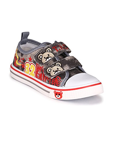 Good Quality Daily Casual Party Wear Cartoon Print Sport Shoes For Kids Boys And Girls By Trilokani