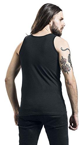 Guns N' Roses Top Hat Tank-Top schwarz Schwarz