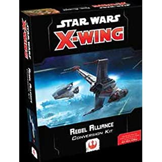 Fantasy Flight Games FFGSWZ06 Star Wars X Wing: Rebel Alliance Conversion Kit, Mixed Colours