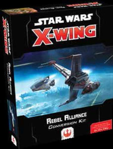 Fantasy Flight Games FFGSWZ06 Star Wars X Wing: Rebel Alliance ()
