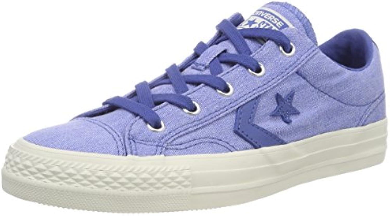 Converse Star Player Ox Nightfall Blue, Zapatillas Unisex Adulto