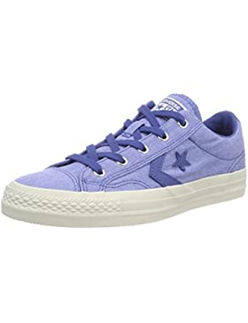 Converse Star Player Ox Nightfall Blue, Zapatillas Unisex Adulto