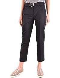 Moncler Mujer MCBI212069O Negro Algodon Pantalón